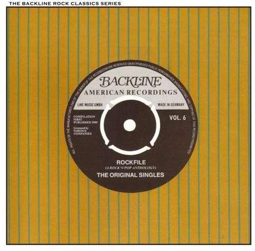 Bild Various - Rockfile Volume 6 (CD, Comp, RM) Schallplatten Ankauf