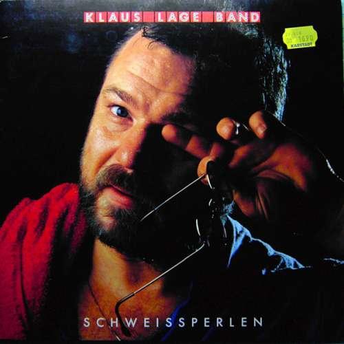 Bild Klaus Lage Band - Schweissperlen (LP, Album) Schallplatten Ankauf