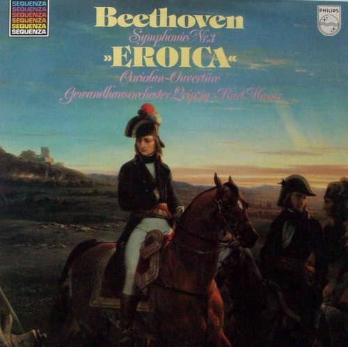 Bild Ludwig van Beethoven - Symphonie Nr. 3 E-dur Op. 55 Eroica (LP) Schallplatten Ankauf