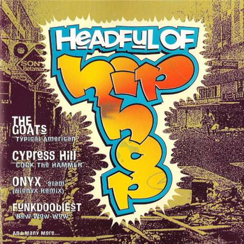 Cover Various - Headful Of Hiphop (CD, Comp) Schallplatten Ankauf