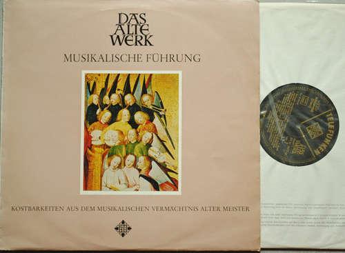 Cover zu Various - Musikalische Führung (LP, Comp) Schallplatten Ankauf
