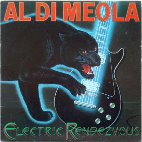 Cover Al Di Meola - Electric Rendezvous (LP, Album) Schallplatten Ankauf