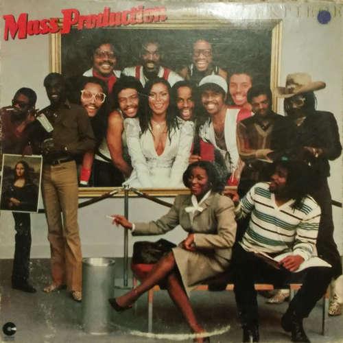 Cover zu Mass Production - Massterpiece (LP, Album, SP) Schallplatten Ankauf