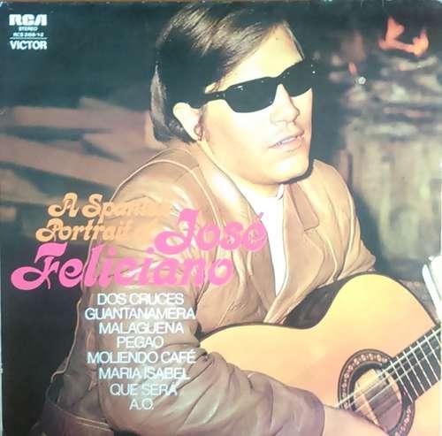 Bild José Feliciano - A Spanish Portrait Of (2xLP, Comp, RE, Gat) Schallplatten Ankauf