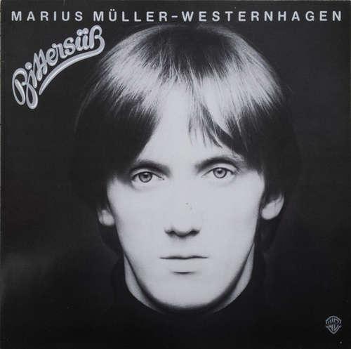 Bild Marius Müller-Westernhagen - Bittersüß (LP, Album, RE) Schallplatten Ankauf