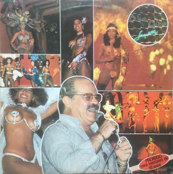 Cover Sargentelli - Oba Oba (LP, Album) Schallplatten Ankauf