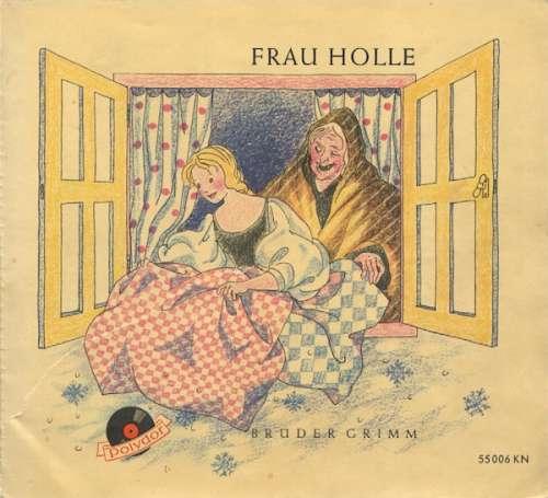 Cover Brüder Grimm* - Frau Holle (7) Schallplatten Ankauf