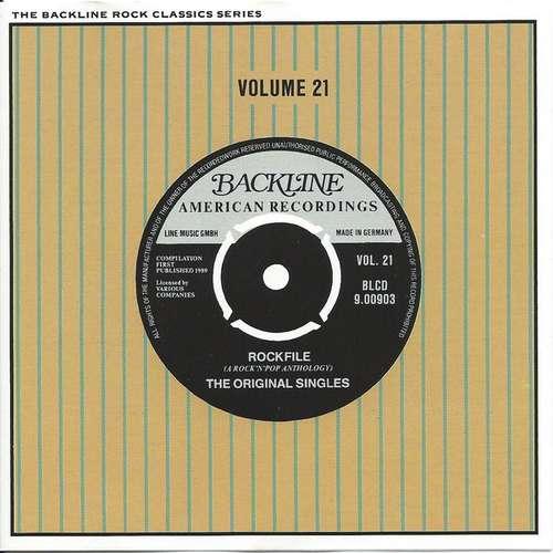 Bild Various - Rockfile Volume 21 (CD, Comp, RM) Schallplatten Ankauf