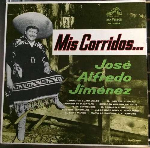 Bild José Alfredo Jiménez Con El Mariachi Vargas De Tecalitlán* - Mis Corridos... (LP, Album, Mono, Dee) Schallplatten Ankauf