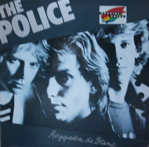 Cover The Police - Reggatta De Blanc (LP, Album, RE, Bla) Schallplatten Ankauf