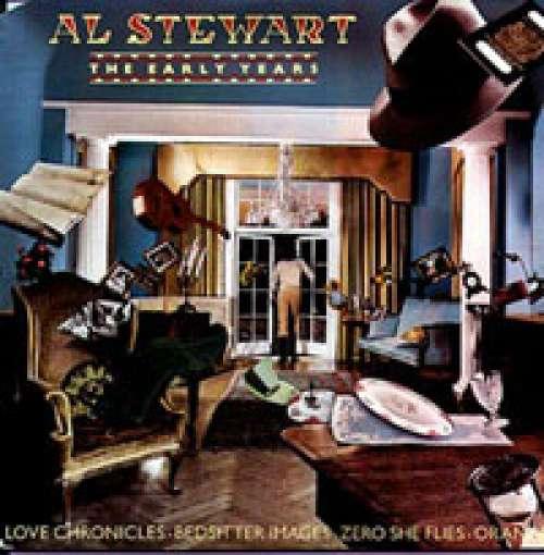 Cover zu Al Stewart - The Early Years (2xLP, Comp, San) Schallplatten Ankauf