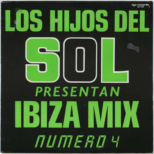 Cover Various - Los Hijos Del Sol Present An Ibiza Mix Numero 4 (LP, Comp, Mixed) Schallplatten Ankauf