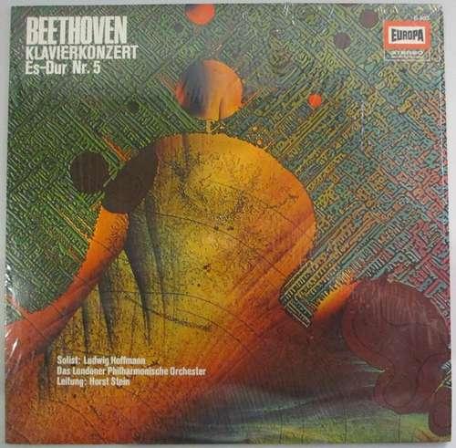 Bild Beethoven* , Solist Ludwig Hoffmann, Das Londoner Philharmonische Orchester* , Leitung: Horst Stein - Klavierkonzert Es-Dur Nr. 5 (LP) Schallplatten Ankauf
