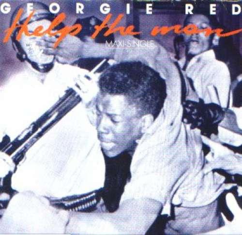 Cover zu Georgie Red - Help The Man (12, Maxi) Schallplatten Ankauf
