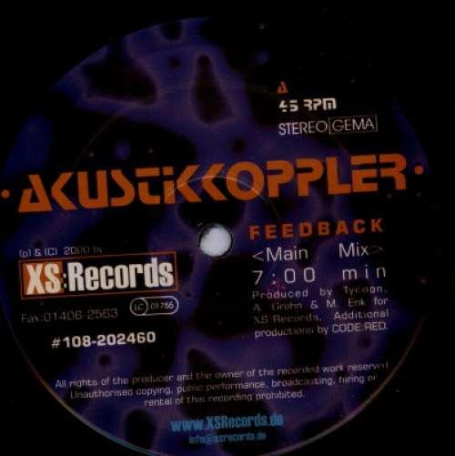 Bild Akustikkoppler - Feedback (12) Schallplatten Ankauf