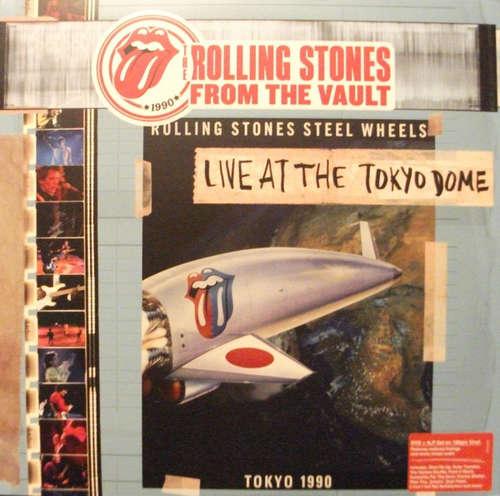 Cover The Rolling Stones - Live At The Tokyo Dome (4xLP, Album, 180 + DVD-V, Multichannel, NTSC, Reg) Schallplatten Ankauf
