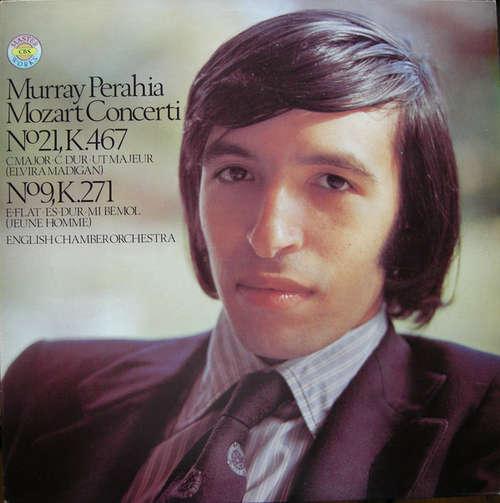 Bild Murray Perahia, Mozart*, English Chamber Orchestra - Mozart Concerti, No. 21, K. 467, C Major, No. 9, K.271 E Flat (LP, Album) Schallplatten Ankauf