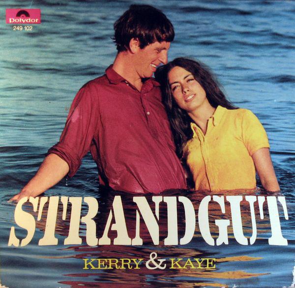 Bild Kerry & Kaye - Strandgut (LP, Album) Schallplatten Ankauf
