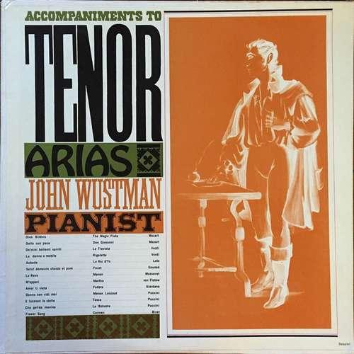 Bild John Wustman - Famous Tenor Arias (LP, Album) Schallplatten Ankauf