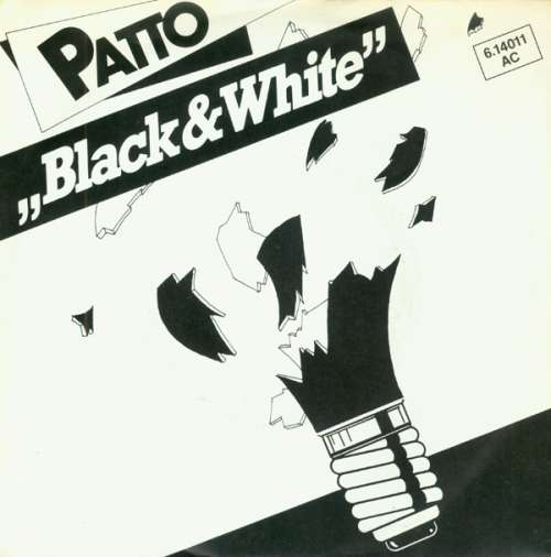 Cover Patto - Black And White (7, Single) Schallplatten Ankauf