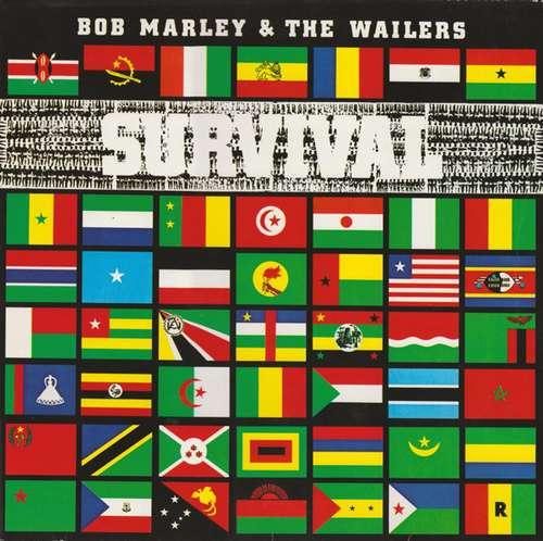 Cover Bob Marley & The Wailers - Survival (LP, Album) Schallplatten Ankauf