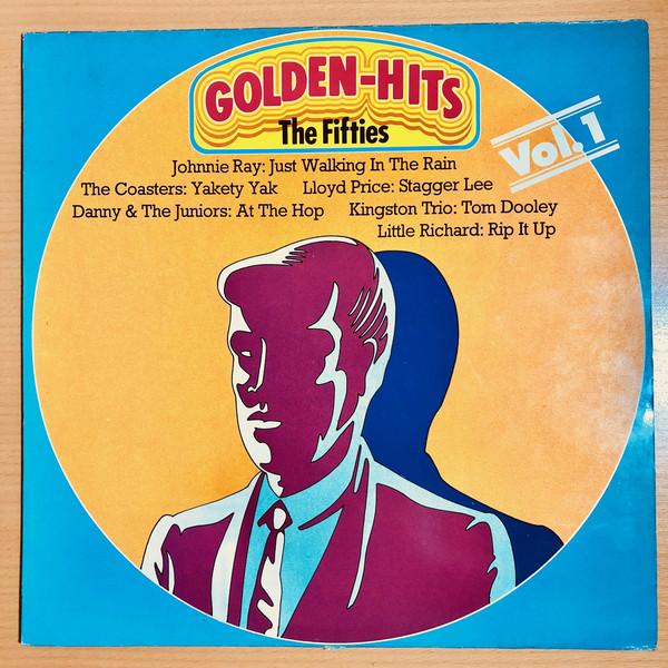 Bild Various - Golden-Hits The Fifties Vol.1 (LP, Comp) Schallplatten Ankauf