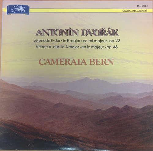 Bild Antonín Dvořák, Camerata Bern - Serenade E-dur, Op. 22 / Sextett A-dur, Op. 48 (LP, Album) Schallplatten Ankauf