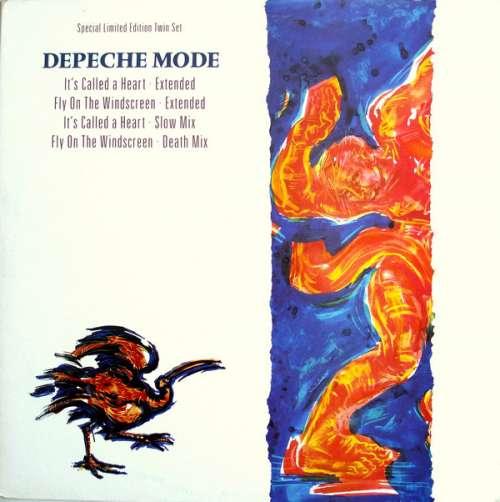 Cover Depeche Mode - It's Called A Heart / Fly On The Windscreen (2x12, Single, Ltd, Num, S/Edition, Gat) Schallplatten Ankauf