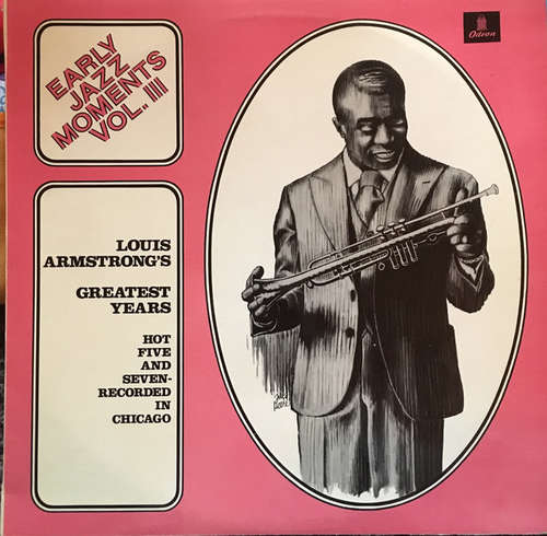 Cover zu Louis Armstrong - Louis Armstrong's Greatest Years  (LP, Comp) Schallplatten Ankauf
