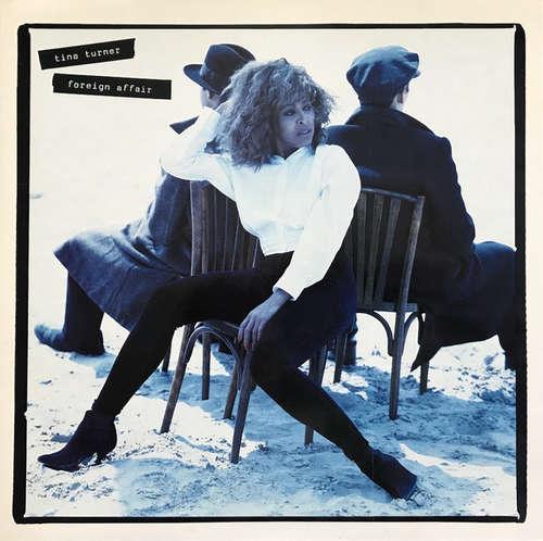 Cover Tina Turner - Foreign Affair (LP, Album, Gat) Schallplatten Ankauf