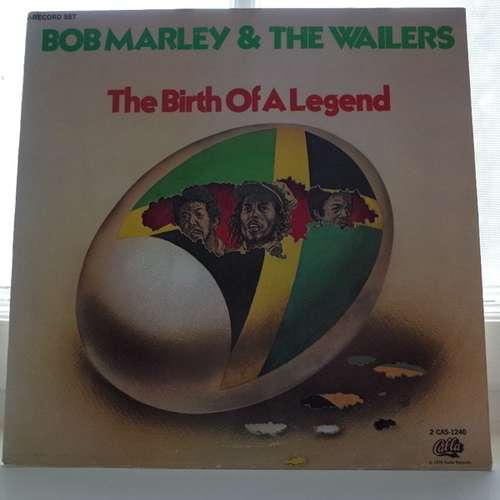 Cover Bob Marley & The Wailers - The Birth Of A Legend (2xLP, Comp, RE, Blu) Schallplatten Ankauf