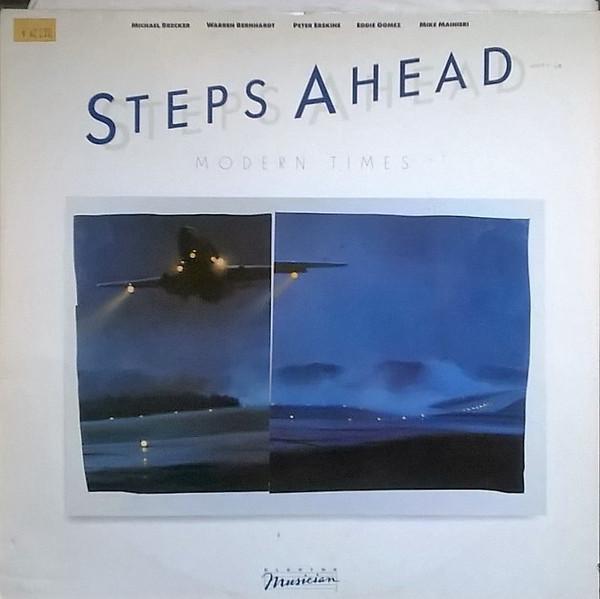 Bild Steps Ahead - Modern Times (LP, Album) Schallplatten Ankauf