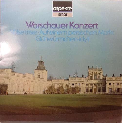 Bild Various - Warschauer Konzert, Valse Triste, Auf Einem Persischer Markt, Glühwürmchen-Idyll (LP) Schallplatten Ankauf