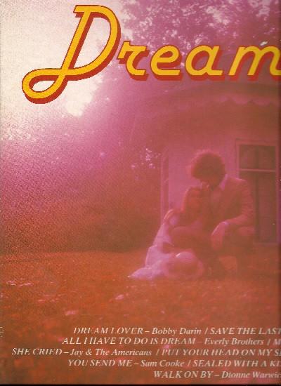 Cover Various - Dreamin' (American Pop Classics) (2xLP, Comp, Gat) Schallplatten Ankauf