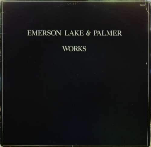 Cover Emerson, Lake & Palmer - Works (Volume 1) (2xLP, Album, Tri) Schallplatten Ankauf