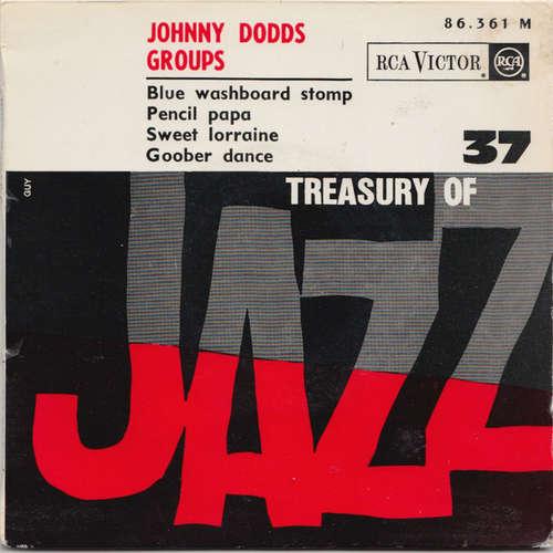 Bild Johnny Dodds Group* - Treasury Of Jazz N° 37 (7, EP) Schallplatten Ankauf
