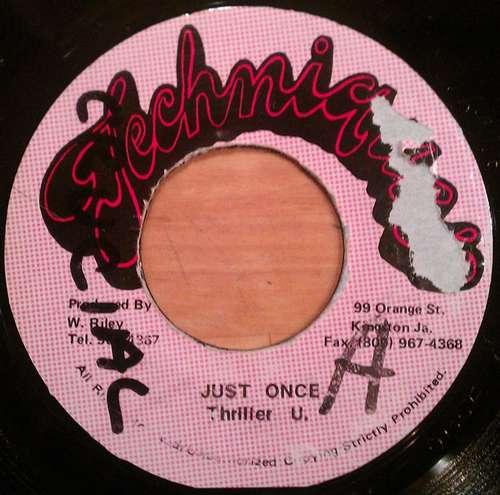 Bild Thriller U - Just Once (7, Single) Schallplatten Ankauf