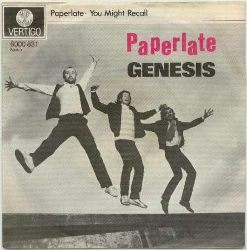 Bild Genesis - Paperlate (7, Single) Schallplatten Ankauf