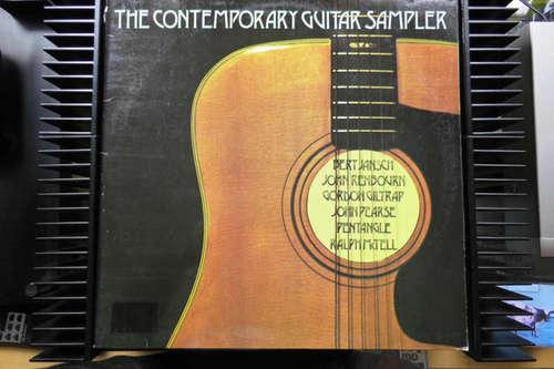 Cover Various - The Contemporary Guitar Sampler (LP, Comp) Schallplatten Ankauf