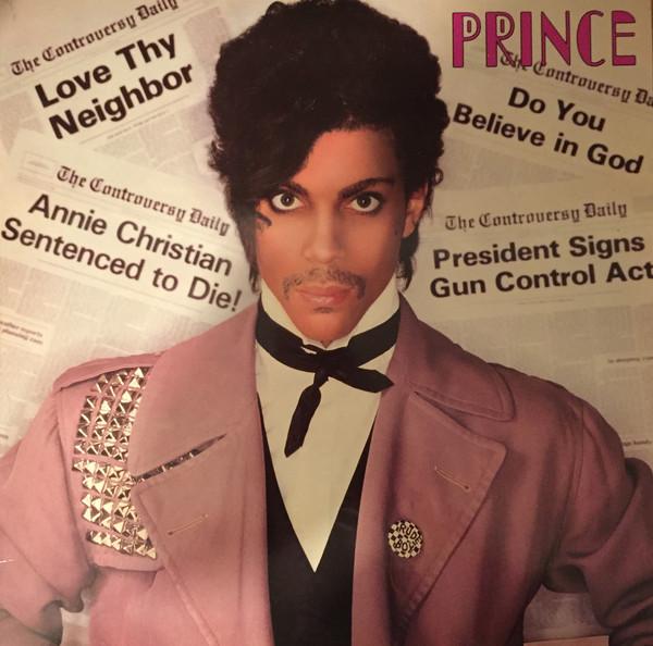 Cover Prince - Controversy (LP, Album, RE) Schallplatten Ankauf