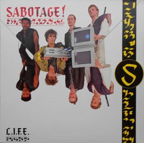 Bild Sabotage (9) - L.I.F.E. (12) Schallplatten Ankauf