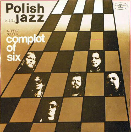 Cover Spisek Sześciu - Complot Of Six (LP, Album, Red) Schallplatten Ankauf
