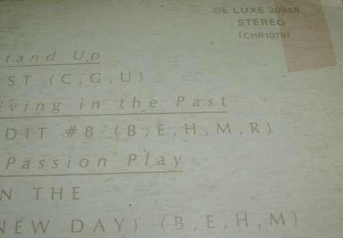 Bild Jethro Tull - M.U. - The Best Of Jethro Tull (LP, Comp, DE ) Schallplatten Ankauf