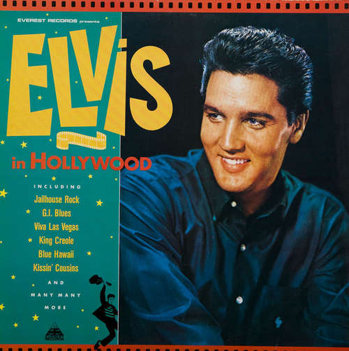 Cover Elvis Presley - Elvis In Hollywood (LP, Comp) Schallplatten Ankauf