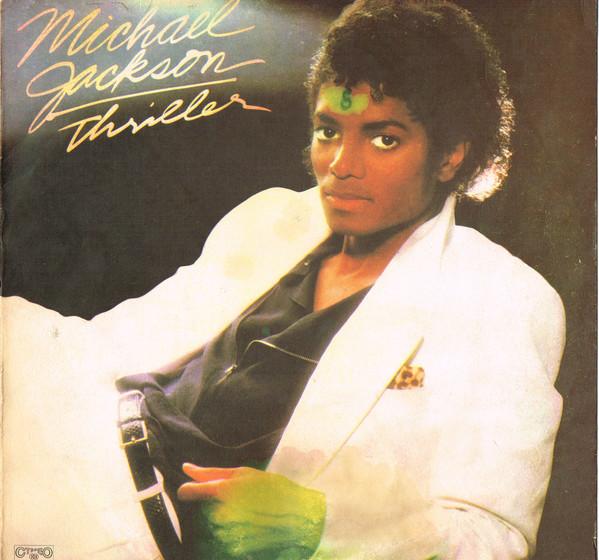 Cover Michael Jackson - Thriller (LP, Album) Schallplatten Ankauf