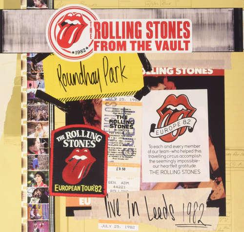 Cover The Rolling Stones - Live In Leeds 1982 (3xLP, Album + DVD, Multichannel, NTSC, Reg) Schallplatten Ankauf