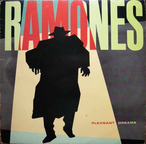 Cover Ramones - Pleasant Dreams (LP, Album) Schallplatten Ankauf