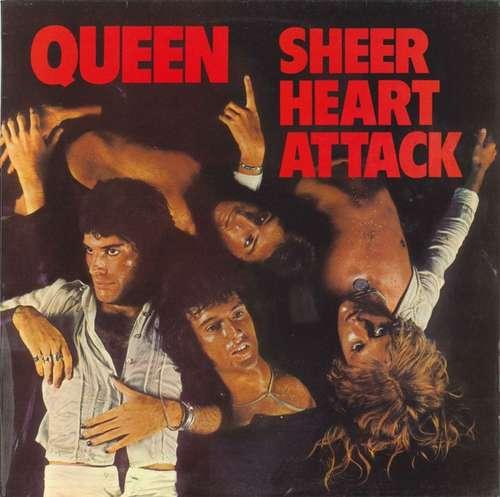 Cover Queen - Sheer Heart Attack (LP, Album) Schallplatten Ankauf