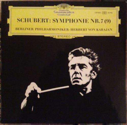 Bild Schubert* - Berliner Philharmoniker • Herbert von Karajan - Symphonie Nr. 7 (9) (LP) Schallplatten Ankauf