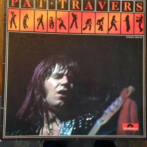 Bild Pat Travers - Pat Travers (LP, Album) Schallplatten Ankauf